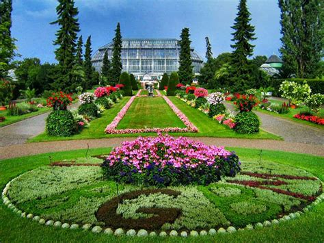 Five Botanical Garden In The World Tourism In The World Botanical Garden In