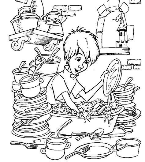 the sword in the stone coloring pages picgifs com