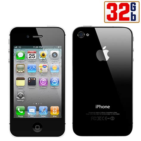 Hp Iphone 4 S 32gb new unlocked apple iphone 4s 32gb black wifi touchscreen gsm quadband 3g att bar ebay