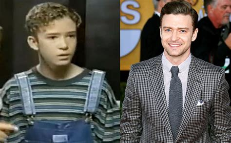Before They Were Justin Timberlake Aguileraand by Mickey Mouse Club Then And Now Urbantabloid