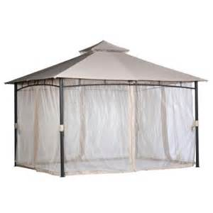home depot canopy netting for 13 ft x 10 ft canopy 5lgz6526v4nt the home