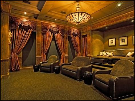 Theatre Room Decor Decor Furniture Theater Decor Vintage Theater Interior Designs