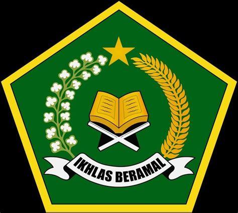 lambang mts madrasah tsanawiyah logo kementerian agama