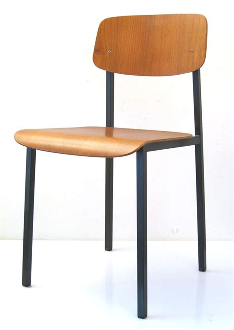 60s furniture chair 60s metal and plywood vintage retro