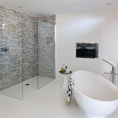 northampton  build   ultramodern ensuite bathroom