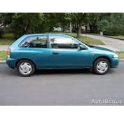 Mazda 323 3d Hatchback 1998