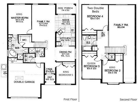 small 5 bedroom house plans small 5 bedroom house plans home design 2017