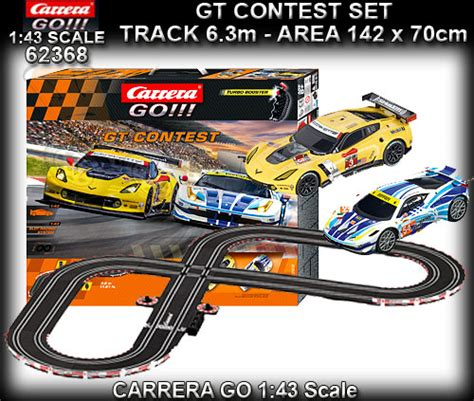 Go Gt Contest Track Set go armchair racer slot cars scalextric ninco