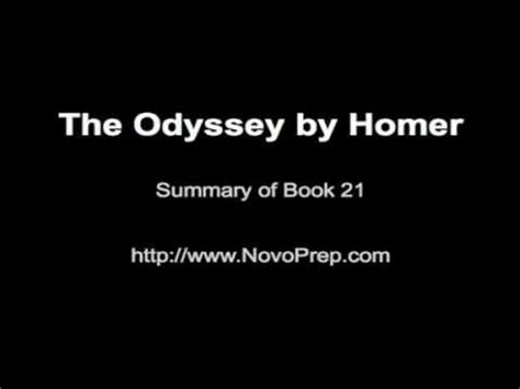 the odyssey book report the odyssey by homer summary of books 19 24