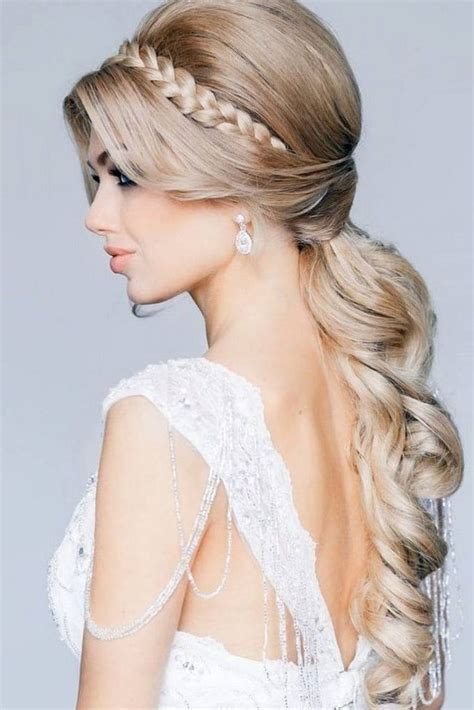 New wedding hair styles   New Hair Ideas 2017