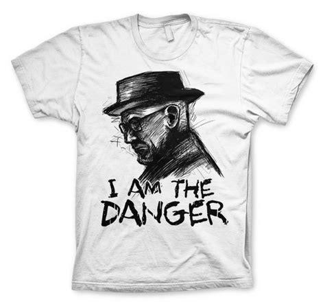Tshirt Iam The Danget breaking bad heisenberg herren t shirt i am the danger
