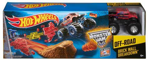 Hotwheels Track Jam wheels 174 jam 174 brick wall breakdown track set shop wheels cars trucks race