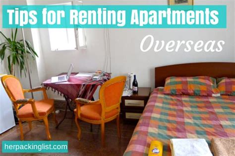 Tips On Apartment Renting 1000 Ideas About Moving Overseas On