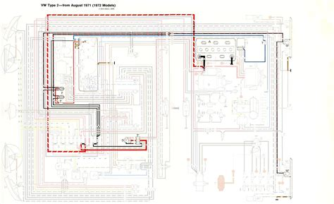 thesamba type 2 wiring diagrams thesamba get free image