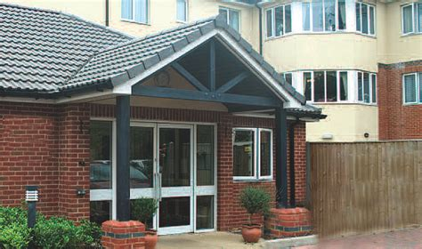 glendale residential care home walton on thames surrey
