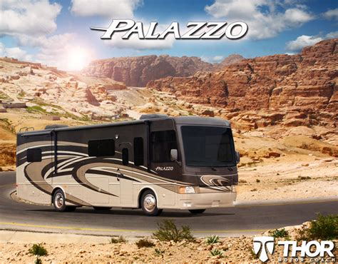 best motorhomes thor palazzo review best diesel pushers of 2015