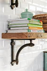 Wrought Iron Wall Shelves by Park Hill Collection Farmhouse Shelf Bracket Shx038