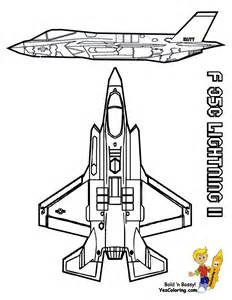 fierce airplane coloring pictures military jets free