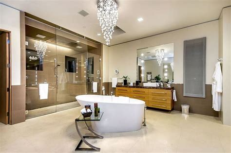 big bathroom ideas big chandeliers for your bathroom decor inspiration and