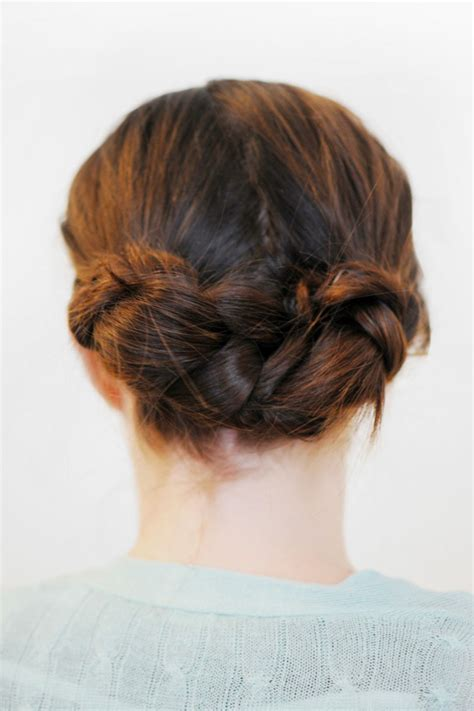 hairstyles wearing hair up easy updo s that you can wear to work women hairstyles