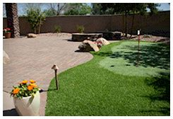 backyard anthem anthem az landcaping phoenix landscaping design pool
