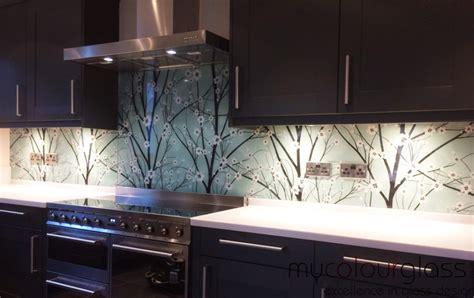 kitchen glass splashback ideas top 6 kitchen splashback ideas for your modern home