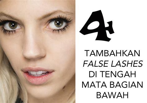 Eyeliner Bawah Mata Wardah ini 5 cara mudah membuat mata terlihat lebih besar
