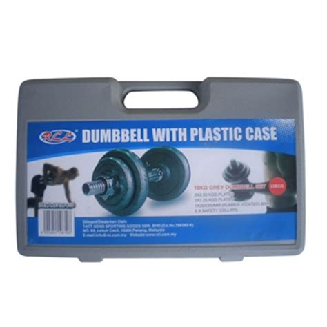 Dumbbell Mydin Db610 Dumbbell With Plastic 10kg Rcl Sport Fitness Equipment Supplier In Penang Malaysia