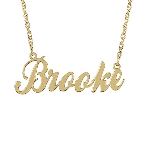 necklace with name on it choosing the best quality name necklace alison and