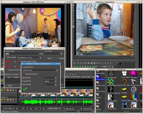 adobe premiere pro ubuntu famous video editors for ubuntu linux play ground of