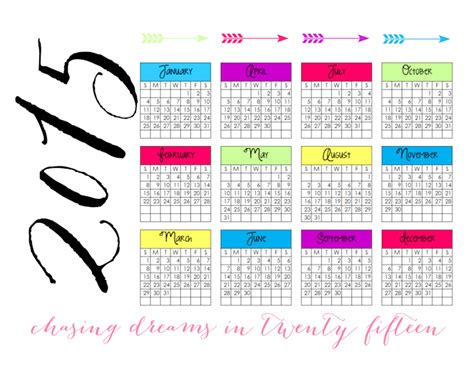 printable year at a glance calendar 2015 printable calendars at a glance 2015 16 page 2 search