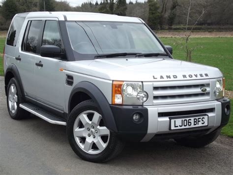 land rover discovery 2 for sale land rover discovery 3 tdv6 hse side steps rear