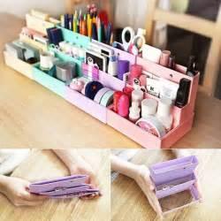 Buy Vanity Box Online Diy Folding Paper Cardboard Storage Box Makeup Cosmetic