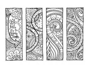 coloring bookmarks kpm doodles coloring pages