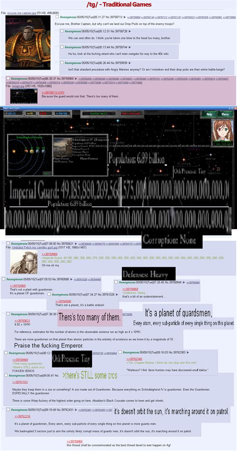 planet  guardsmen warhammer    meme