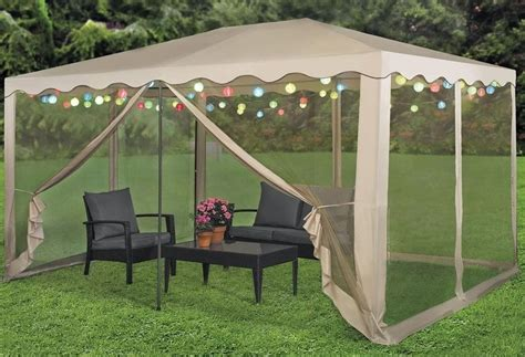 tent backyard decorative backyard tents the latest home decor ideas
