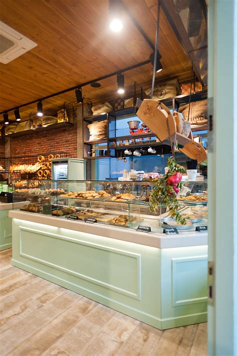 kogias bakery interior design constantinos bikas
