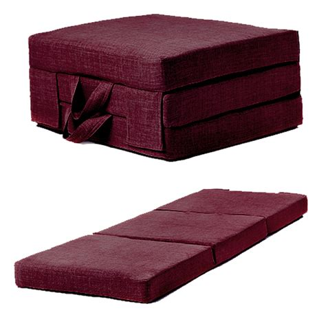 Fold Out Foam Sofa Bed by Fold Out Guest Mattress Foam Bed Single Sizes