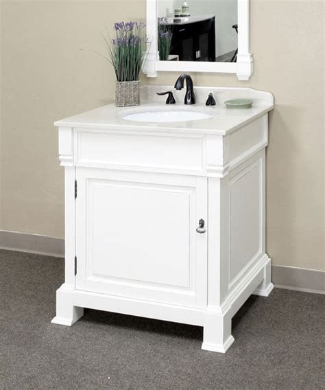30 bathroom sink 30 inch traditional single sink vanity wood by bellaterra