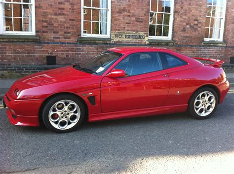 1996 alfa romeo gtv 916 pictures information and