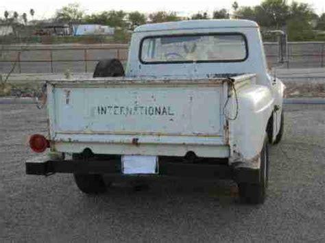 international harvester other 1967, pick up truck short