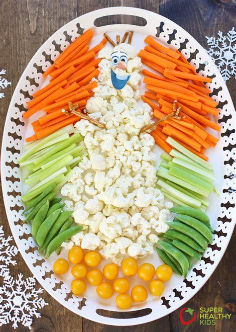 Draw A Pumpkin For Halloween - frozen party veggie tray