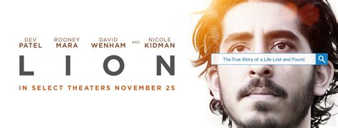 lion film com afi fest 2016 lion movie review at why so blu