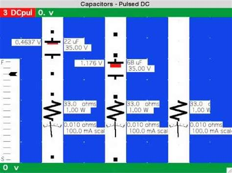 capacitor behavior capacitor behavior animated