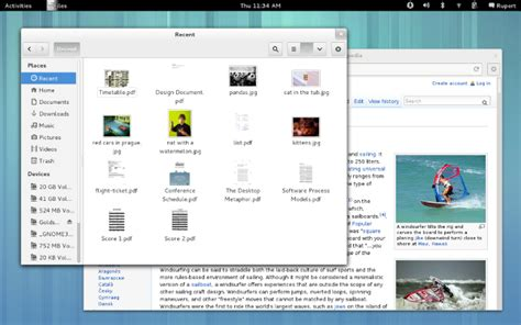 themes gnome 3 6 gnome 3 6 released gnome