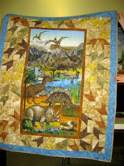 Quilt Panels by Walk On The Wool Side Panel Quilts With Interesting Borders