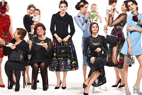 Dolce And Gabbana Fall Winter Ad Caign Kicks by Dolce And Gabbana Fall 2015 Ad The Impression 021 The