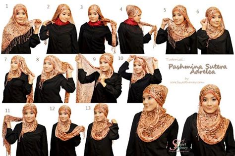 tutorial jilbab fahira asyiknyabelajarmembuatbusana a fine wordpress com site