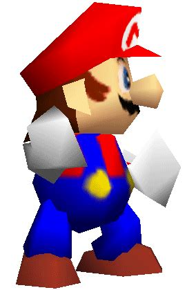 mario from super smash bros. (n64) by merry255 on deviantart