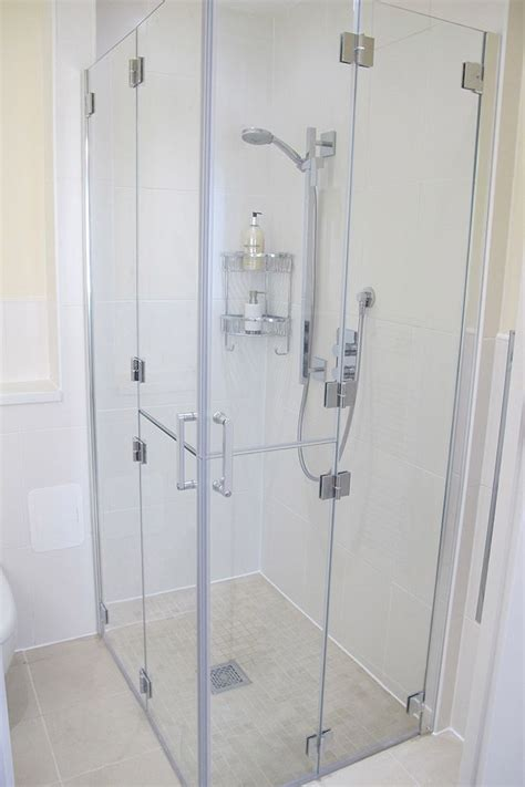 Bi Folding Shower Door Bi Folding Shower Doors Shower Doors Doors And Small Bathroom